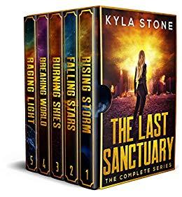 The Last Sanctuary Omnibus