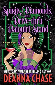 Spirits, Diamonds, and a Drive-thru Daiquiri Stand (Book 4)