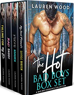 The Hot Bad Boys Box Set