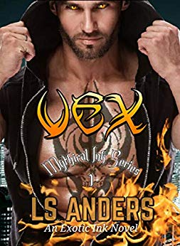 Vex: Mythical Ink Series 1: A Paranormal Demon Romance