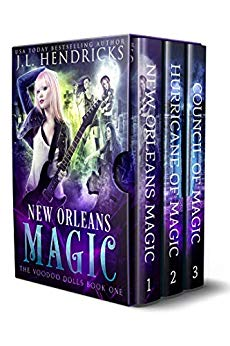 The Voodoo Dolls Boxed Set (Books 1-3)