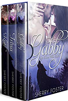 Safe Haven Wolves Box Set 1 (Books 1-3)