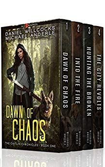 The Caitlin Chronicles Boxed Set