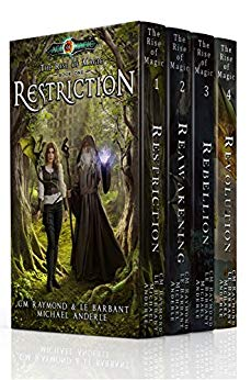 Rise of Magic Boxed Set One