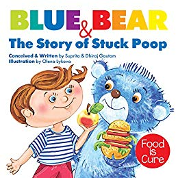 Free: Blue Bear & The Story Of Stuck Poop