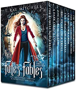 Fate's Fables Collection: One Girl's Journey Through 8 Unfortunate Fairy Tales