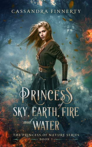 Princess of Sky, Earth, Fire and Water