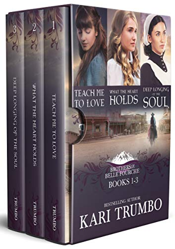 Brothers of Belle Fourche: Books 1-3