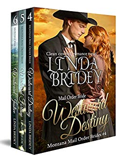 Free: Montana Mail Order Bride Box Set