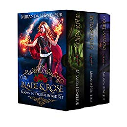 Blade and Rose Boxed Set