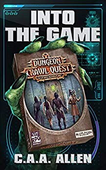 Into The Game: Dungeon Crawl Quest