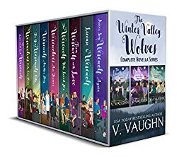 Free: Winter Valley Wolves: Complete Collection