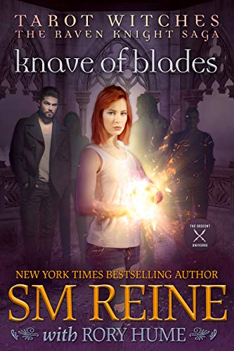 Knave of Blades: Raven Knights Saga (Book 1)