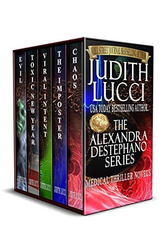 The Alexandra Destephano Series: Medical Thriller Novels: Boxed Set (Books 1 – 5)