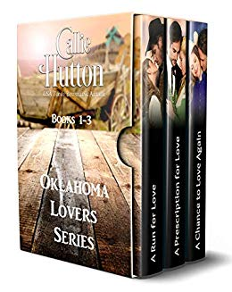 Free: Oklahoma Lovers Series Boxset (Books 1-3)