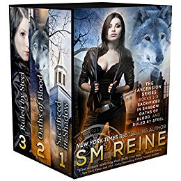 The Ascension Series (Books 1-3)