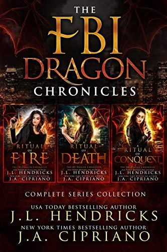 FBI Dragon Chronicles Complete Omnibus