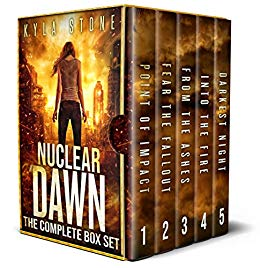 Nuclear Dawn: The Complete Series Box Set