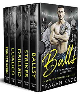 Balls: The Complete Players Collection (A Sports Romance Box Set)