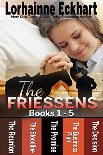 The Friessens (Books 1 – 5)