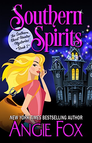 Free: Southern Spirits (Southern Ghost Hunter Mysteries, Book 1)