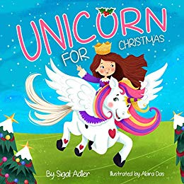 Free: Unicorn for Christmas