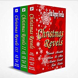 Christmas Revels – Book I, II, and III