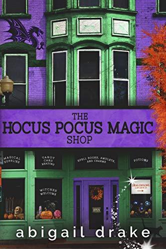 The Hocus Pocus Magic Shop