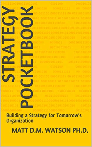 Free: Strategy Pocketbook: Building a Strategy for Tomorrow's Organization