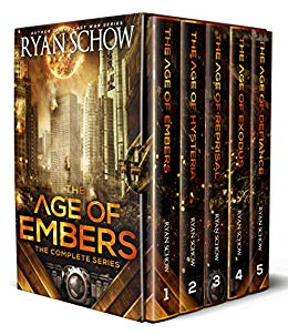 The Complete Age of Embers Series