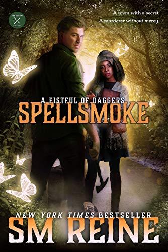 Spellsmoke (A Fistful of Daggers, Book 2)