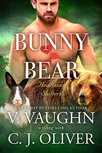 Free: Bunny Hearts Bear (Heartland Shifters, Book 2)