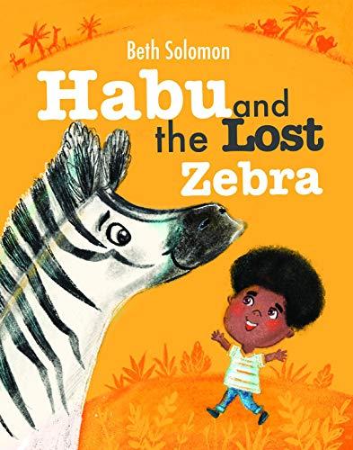 Habu and the Lost Zebra