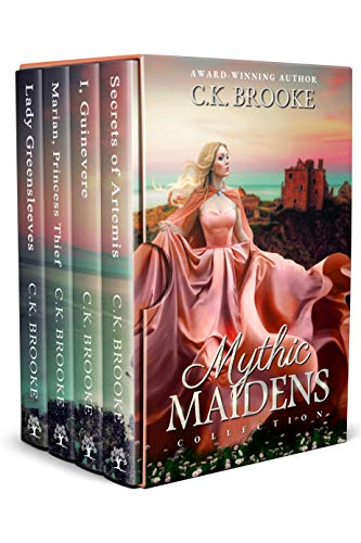 The Mythic Maidens Collection (Boxed Set)