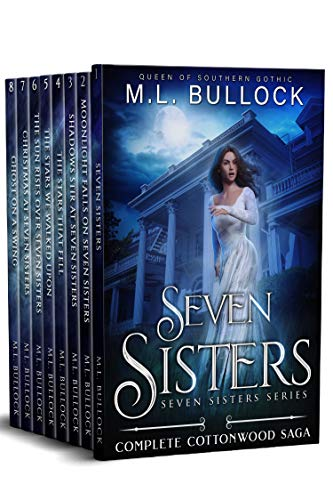 The Seven Sisters Cottonwood Omnibus Edition (Books 1-9)
