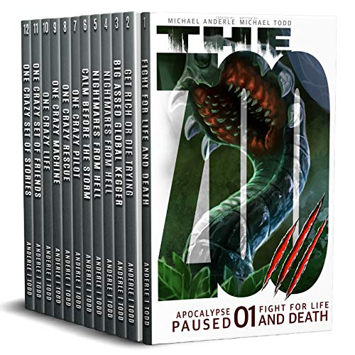 Apocalypse Paused Complete Omnibus (Books 1-12)