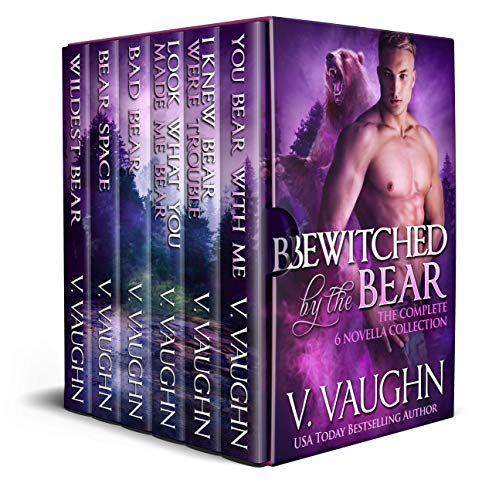 Free: Bewitched by the Bear – Complete Edition Box Set