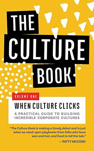 Free: The Culture Book Volume 1: When Culture Clicks