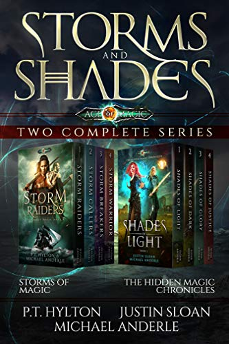 Storms and Shades (Two Complete Series)