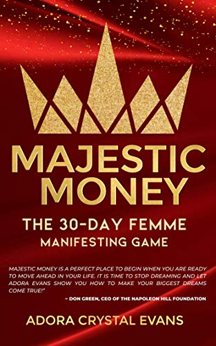 Majestic Money The 30-Day Femme Manifesting Game