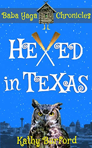 Hexed in Texas: A Humorous Fantasy