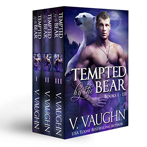Free: Tempted by the Bear – Complete Trilogy