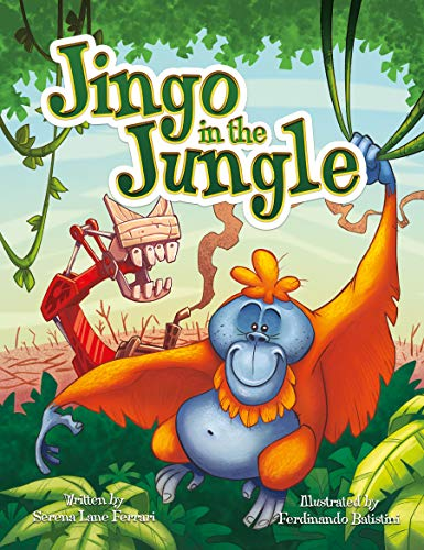 Free: Jingo in the Jungle: Saving the Jewels of the Earth