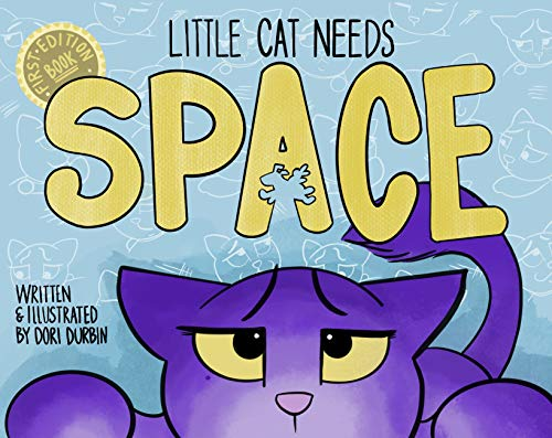 Free: Little Cat Needs Space