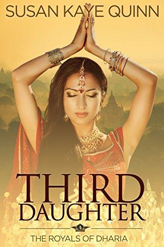 Free: Third Daughter (Royals of Dharia Book 1)