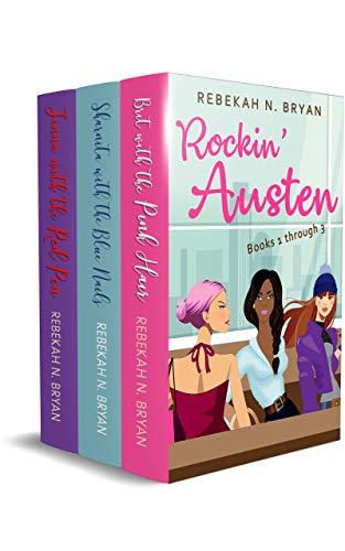 Rockin' Austen Box Set (Books 1–3)