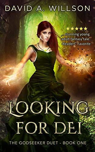 Free: Looking for Dei (The Godseeker Duet Book One)