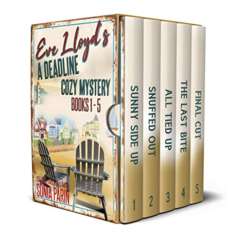 Eve Lloyd's A Deadline Cozy Mystery (Books 1 to 5)
