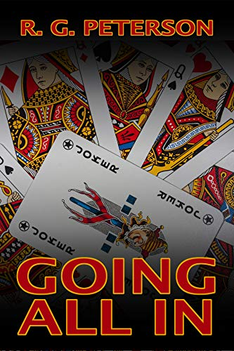 Going All In (A Samantha Summers Mystery – Book 1)