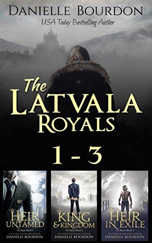 The Latvala Royals Boxed Set